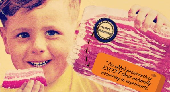 Bacon_no_preservatives_labelling