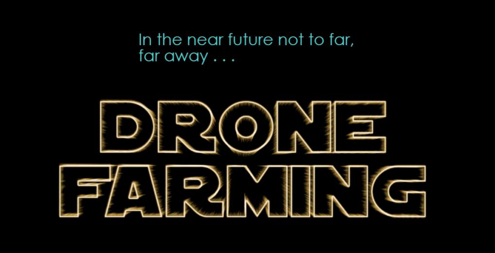 Drone Farming