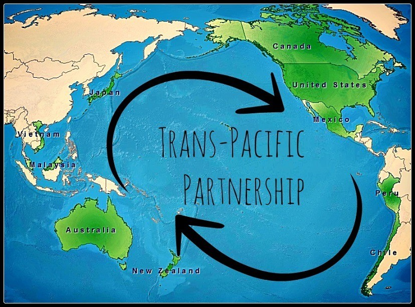 Trans-Pacific Partnership Countries