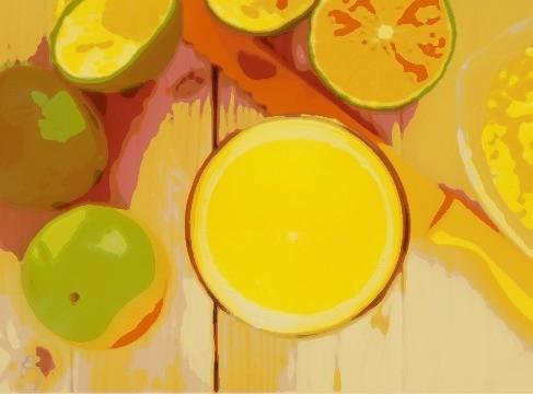 Putting the Orange back in Orange Production