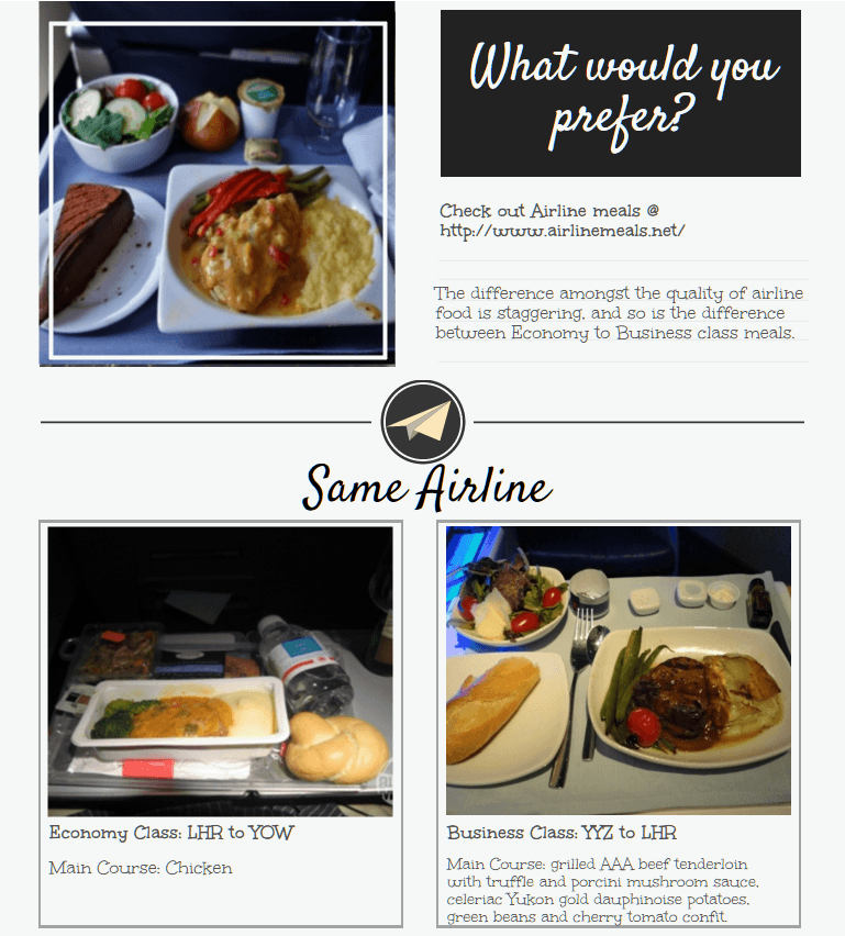 Is Airplane Food Pablum for Adults?