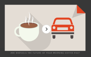 Could our future coffee be turned into biofuels?