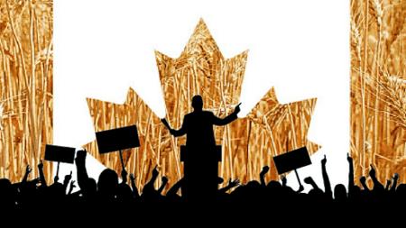 GM Wheat, International Politics