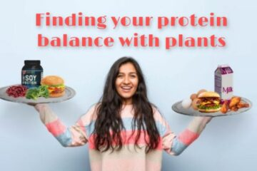 Find your balance of plant proteins