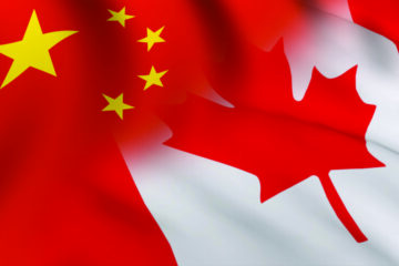 Canada China canola trade dispute